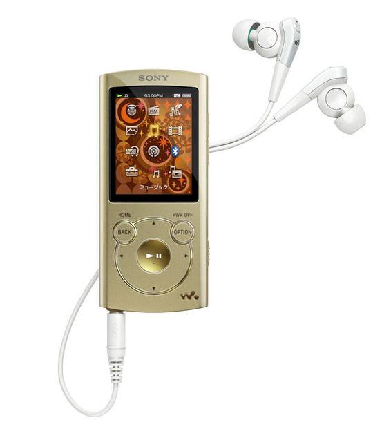 【中古】【安心保証】 S760シリーズ[8GB](ゴールド)NW-S764