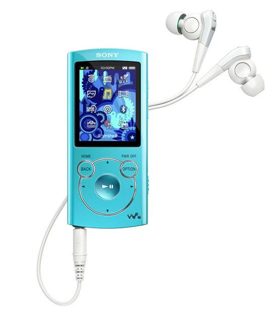 【中古】【安心保証】 S760シリーズ[16GB](ブルー)NW-S765