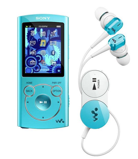 【中古】【安心保証】 S760BTシリーズ[8GB](ブルー)NW-S764BT