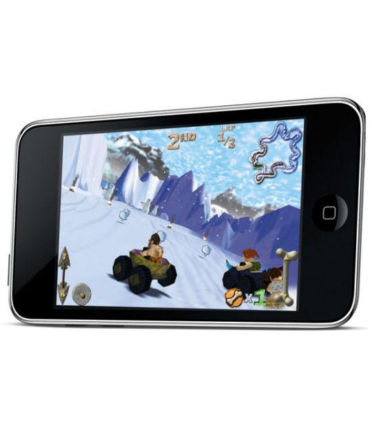 【中古】【安心保証】 iPodtouch2[16GB](ブラック) MB531J