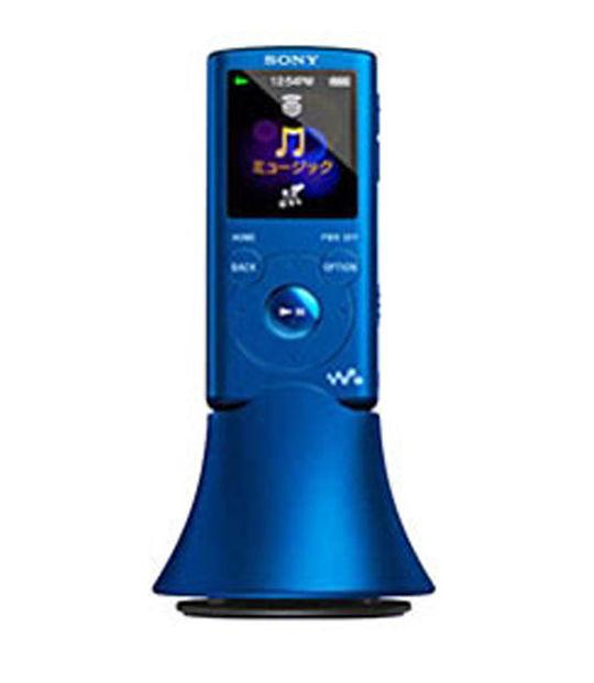 【中古】【安心保証】 E050シリーズ[2GB](ブルー)NW-E052K
