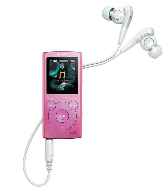 【中古】【安心保証】 E060シリーズ[2GB](ピンク)NW-E062