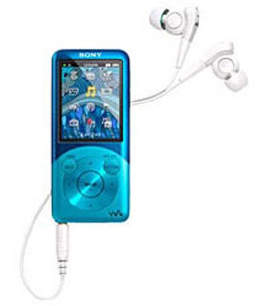 【中古】【安心保証】 S750シリーズ[8GB](ブルー)NW-S754