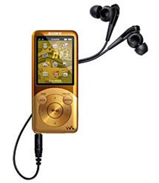【中古】【安心保証】 S750シリーズ[8GB](ゴールド)NW-S754