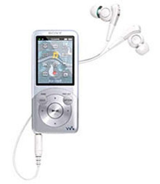 【中古】【安心保証】 S750シリーズ[8GB](ホワイト)NW-S754
