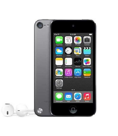 【中古】【安心保証】 iPodtouch5[32GB](スペースグレイ)NE978J