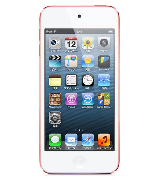 【中古】【安心保証】 iPodtouch5[32GB](ピンク) MC903J