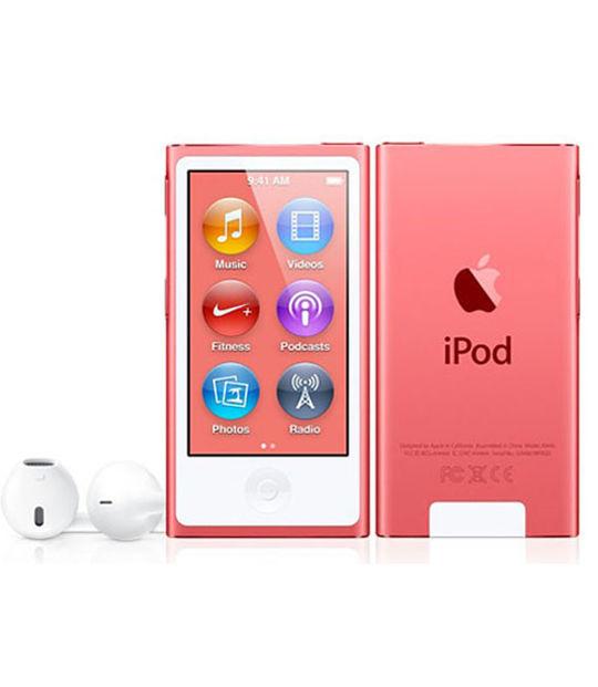 【中古】【安心保証】 iPodnano7[16GB](ピンク)MD475J