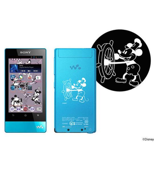 【中古】【安心保証】 F800シリーズ[32GB](ブルー)NW-F806/Disney