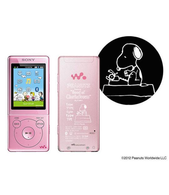 【中古】【安心保証】 S770シリーズ[8GB](ライトピンク)NW-S774/SNOOP