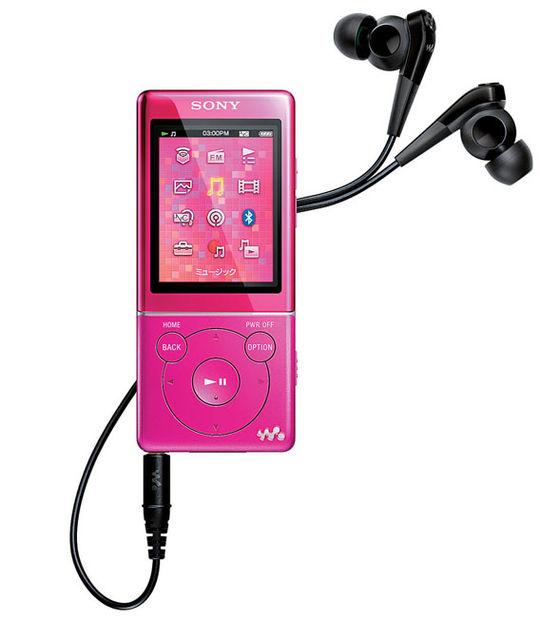 【中古】【安心保証】 S770シリーズ[16GB](ビビットピンク)NW-S775