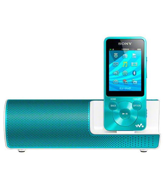 【中古】【安心保証】 S780シリーズ[8GB](ブルー)NW-S784K