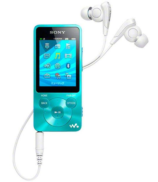 【中古】【安心保証】 S780シリーズ[8GB](ブルー)NW-S784