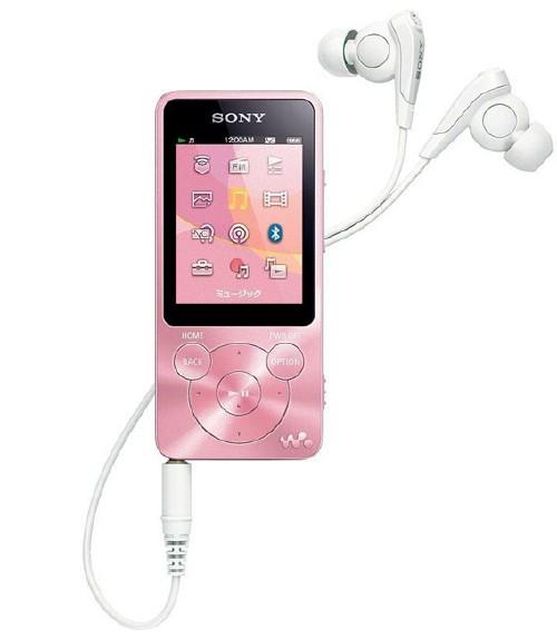【中古】【安心保証】 S10シリーズ[8GB](ライトピンク)NW-S14