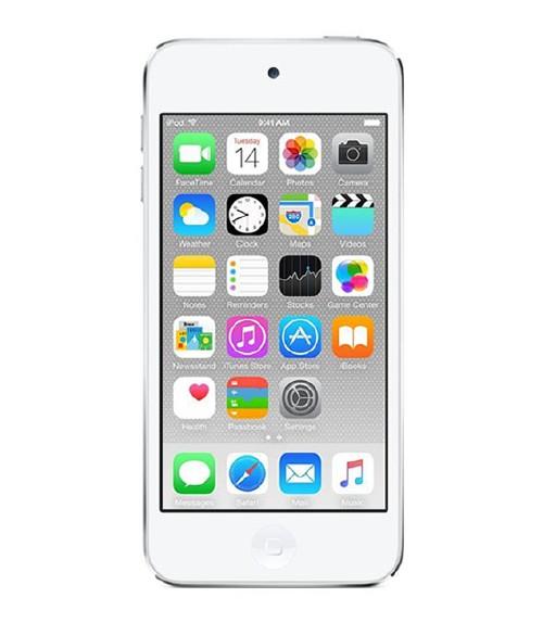 【中古】【安心保証】 iPodtouch6[16GB](シルバー)MKH42J