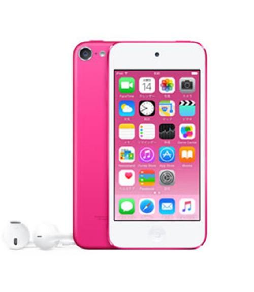 【中古】【安心保証】 iPodtouch6[16GB](ピンク)MKGX2J