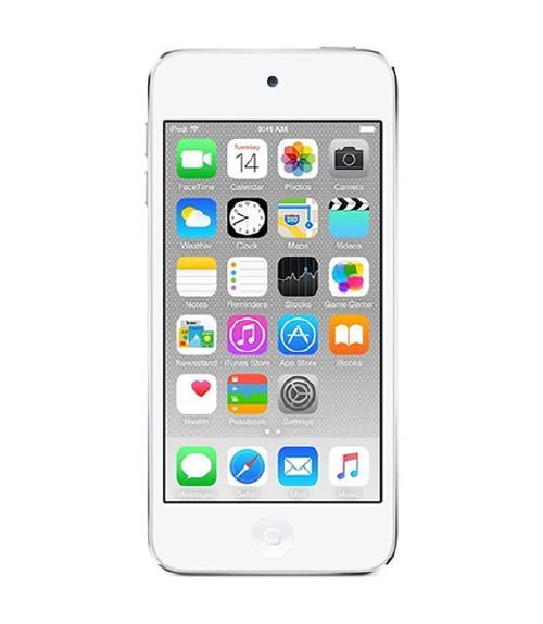 【中古】【安心保証】 iPodtouch6[32GB](シルバー)MKHX2J