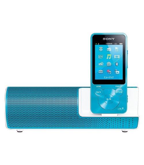 【中古】【安心保証】 S10シリーズ[4GB](ブルー)NW-S13K