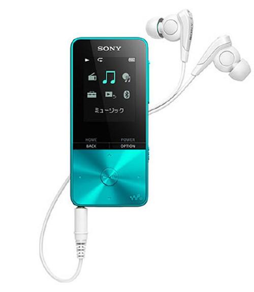 【中古】【安心保証】 S310Kシリーズ[4GB](ブルー)NW-S313