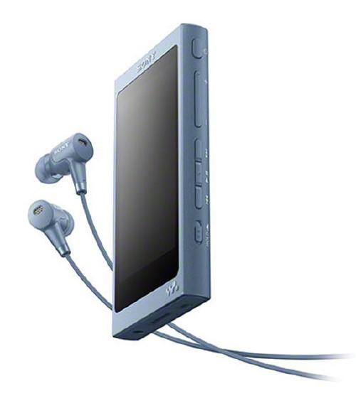 【中古】【安心保証】 A40シリーズ[32GB](ムーンリットブルー)NW-A46HN
