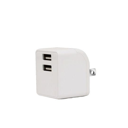 【新品】【GR】2ポートAC充電器 2.4A 2ACC01−24 WH/グラモラックス