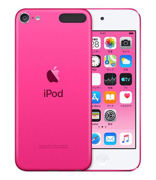【中古】【安心保証】 DAP>iPodtouch7[32GB](ピンク)MVHR2J