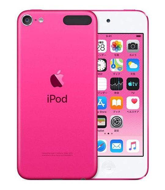 【中古】【安心保証】 DAP>iPodtouch7[128GB](ピンク)MVHY2J