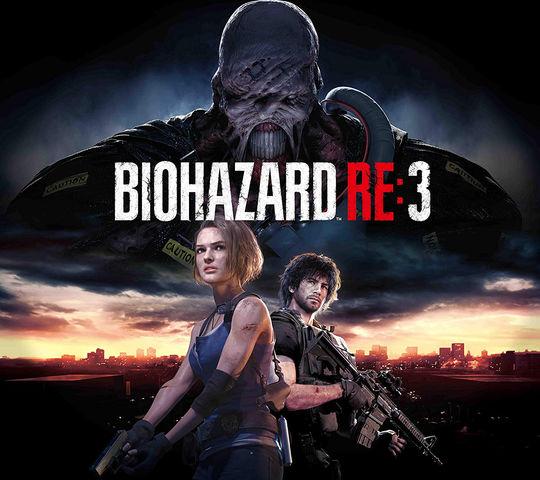 【新品】DL)PC版 バイオハザード RE:3 (CERO:D版)