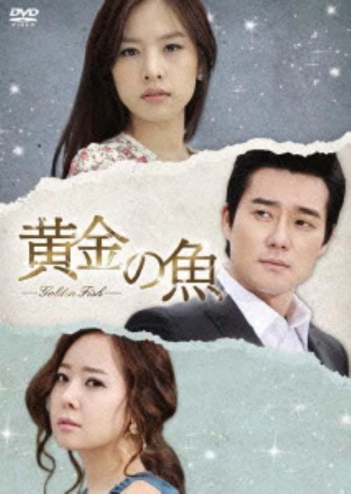 【中古】4.黄金の魚 BOX 【DVD】/イ・テゴン
