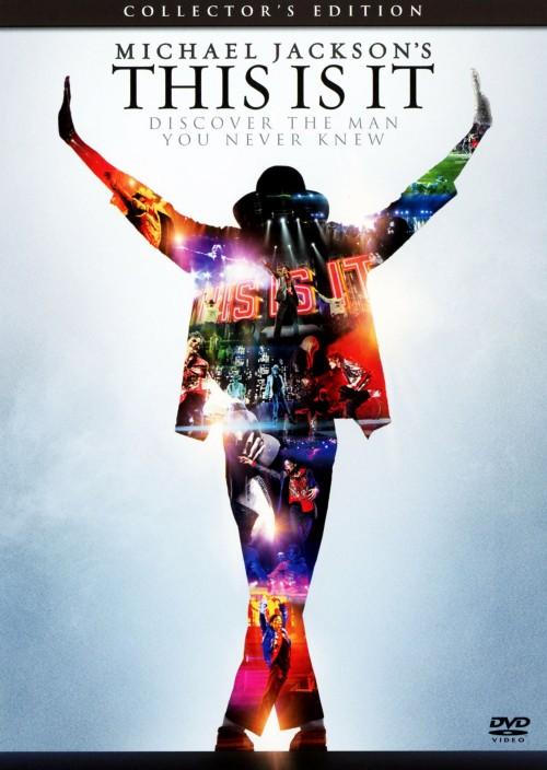 【中古】マイケル・ジャクソン THIS IS IT コレクターズ・ED 【DVD】/マイケル・ジャクソン
