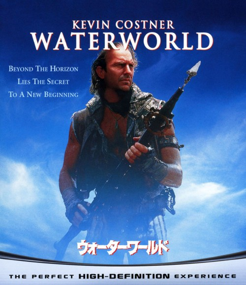 【中古】期限)ウォーターワールド ブルーレイ&DVDセット 【ブルーレイ】/ケビン・コスナー