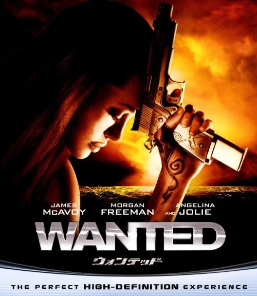 【中古】期限)ウォンテッド (2008) ブルーレイ&DVDセット 【ブルーレイ】/アンジェリーナ・ジョリー