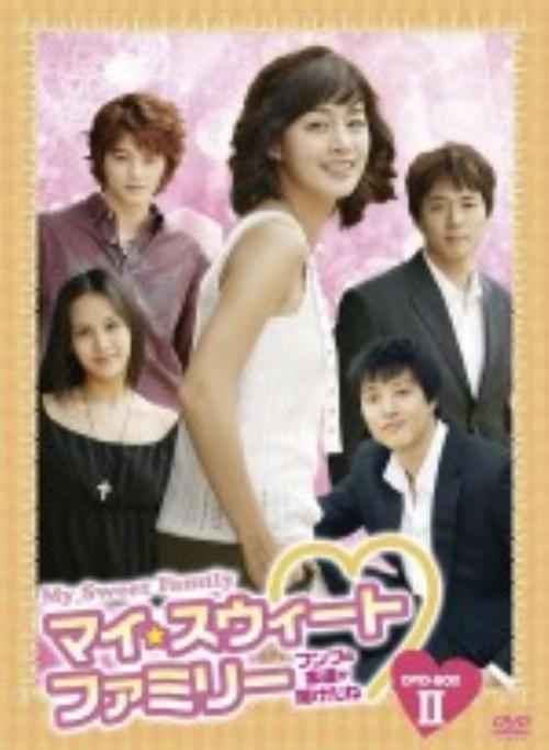【中古】2.マイ・スウィート・ファミリー フンブの家運が開… BOX 【DVD】/キム・テヒ