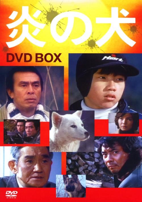 【中古】炎の犬 BOX 【DVD】/夏江麻岐