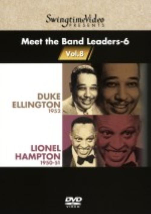 【中古】6.Meet the Band Leaders 【DVD】/デューク・エリントン