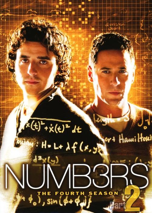 【中古】2.ナンバーズ 天才数学者の事件ファイル 4th BOX 【DVD】/ロブ・モロー