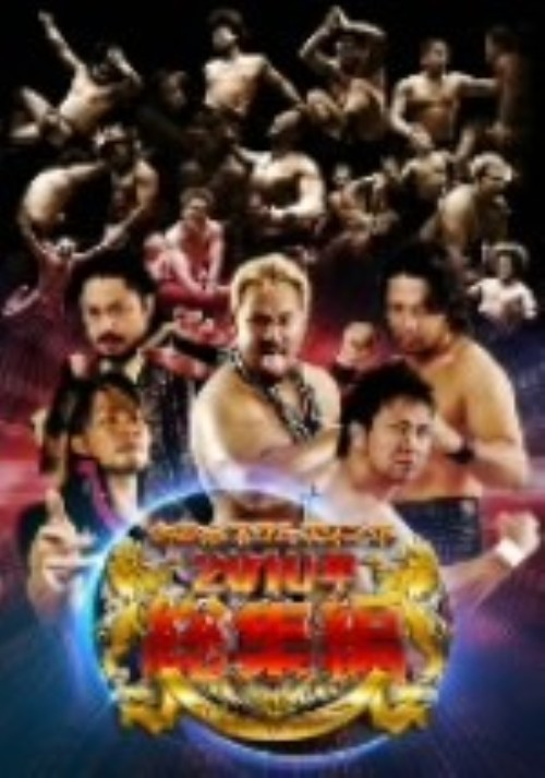 【中古】新日本プロレスリング 2010年総集編 【DVD】
