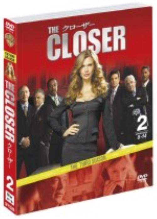 【中古】2.クローザー 3rd セット (完) 【DVD】/キーラ・セジウィック