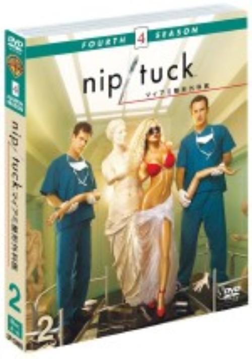 【中古】2.nip/tuck マイアミ整形…4th セット (完) 【DVD】/ディラン・ウォルシュ
