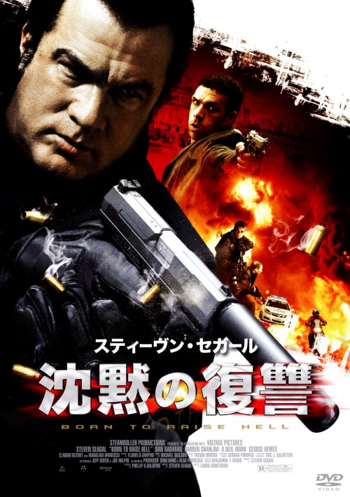【中古】沈黙の復讐 【DVD】/スティーヴン・セガール