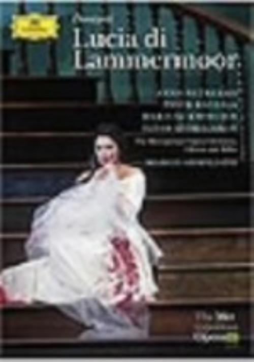【中古】ドニゼッティ:歌劇 「ランメルモールのルチア」 【DVD】/アンナ・ネトレプコ