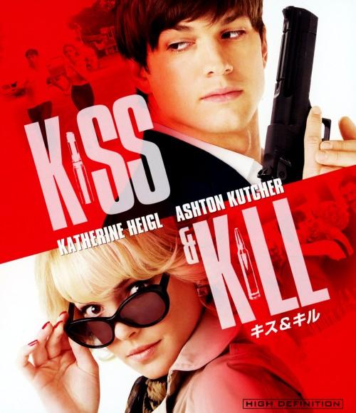 【中古】キス&キル 【ブルーレイ】/アシュトン・カッチャー