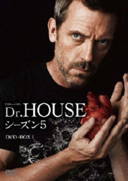 【中古】1.ドクター・ハウス 5th BOX 【DVD】/ヒュー・ローリー