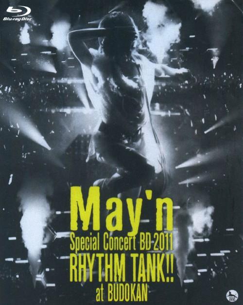 【中古】May'n Special Concert 2011 RHYTHM TAN… 【ブルーレイ】/May'n