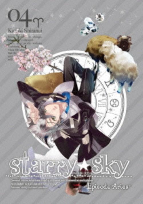 【中古】4.Starry・Sky Episode Aries SP・ED 【DVD】/折笠富美子