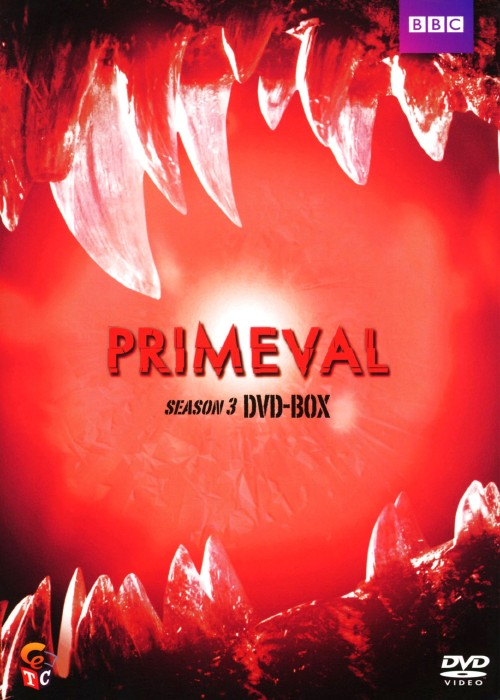 【中古】プライミーバル 恐竜復活 3rd BOX 【DVD】/ダグラス・ヘンシャル