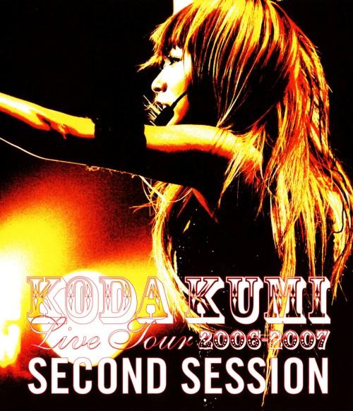 【中古】KODA KUMI LIVE TOUR 2006-2007 SECOND S… 【ブルーレイ】/倖田來未