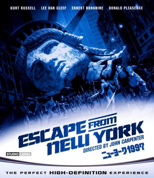 【中古】ニューヨーク1997 【ブルーレイ】/カート・ラッセル