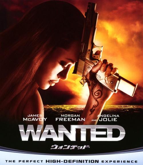 【中古】ウォンテッド (2008) 【ブルーレイ】/アンジェリーナ・ジョリー