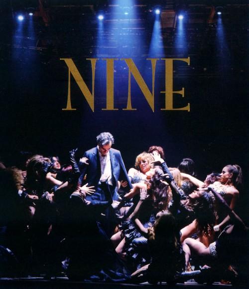 【中古】NINE (2009) 【ブルーレイ】/ダニエル・デイ・ルイス